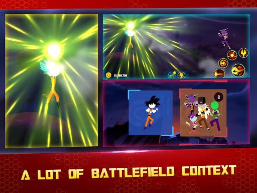 Stick Z Super Dragon Fight 2.5 screenshots 10