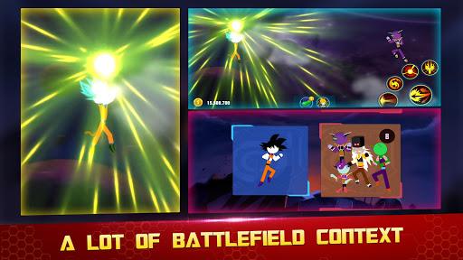 Stick Z Super Dragon Fight 2.5 screenshots 2