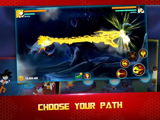 Stick Z Super Dragon Fight 2.5 screenshots 21