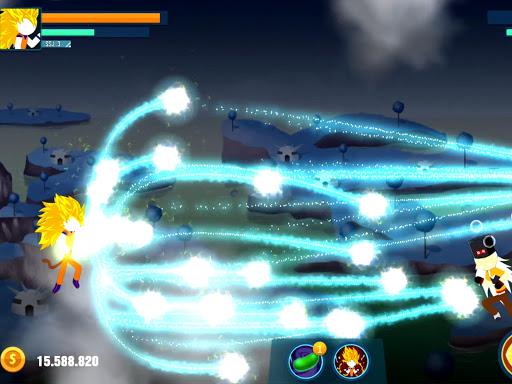 Stick Z Super Dragon Fight 2.5 screenshots 24
