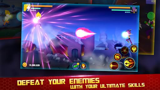 Stick Z Super Dragon Fight 2.5 screenshots 3