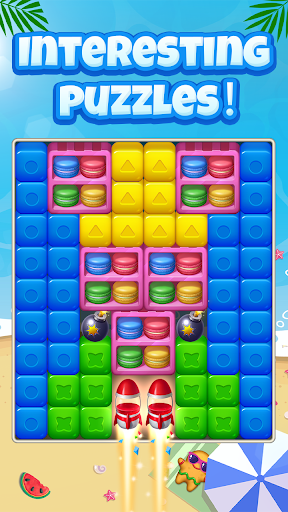 Toy Bomb Blast amp Match Toy Cubes Puzzle Game 3.91.5020 screenshots 2
