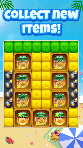 Toy Bomb Blast amp Match Toy Cubes Puzzle Game 3.91.5020 screenshots 3