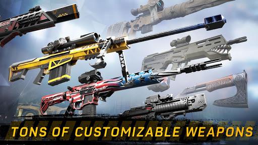 Warface Global Operations. Gun shooting game fps 1.5.0 screenshots 10