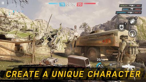 Warface Global Operations. Gun shooting game fps 1.5.0 screenshots 6