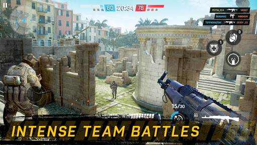 Warface Global Operations. Gun shooting game fps 1.5.0 screenshots 8