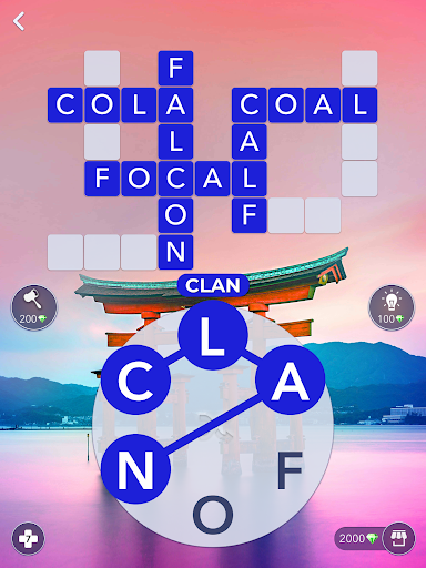 Words of Wonders Crossword to Connect Vocabulary 2.1.2 screenshots 9
