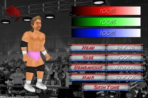 Wrestling Revolution 2.040 screenshots 2