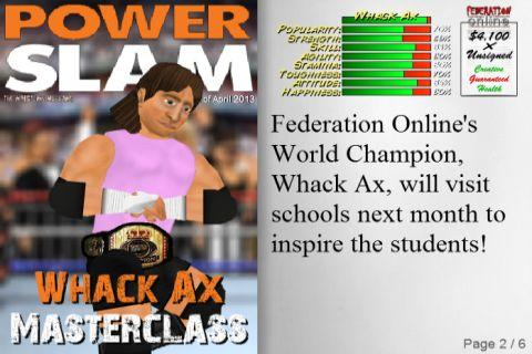 Wrestling Revolution 2.040 screenshots 4