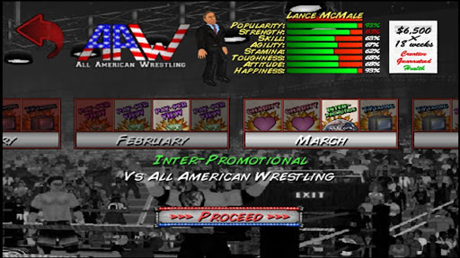 Wrestling Revolution 2.040 screenshots 6