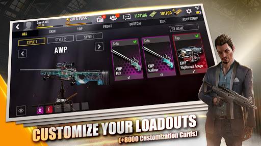 Zula Mobile Multiplayer FPS 0.13.2 screenshots 12