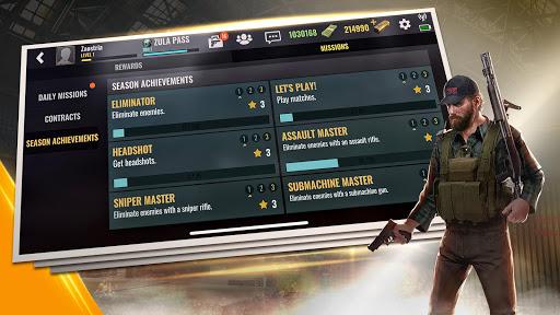 Zula Mobile Multiplayer FPS 0.13.2 screenshots 23