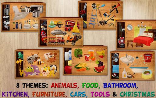 384 Puzzles for Preschool Kids 3.0.1 screenshots 1