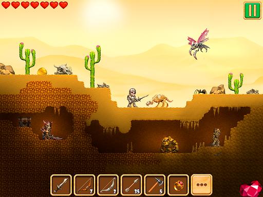Adventaria 2D World of Craft amp Mining 1.5.3 screenshots 24