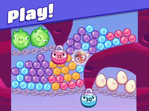 Angry Birds Dream Blast – Toon Bird Bubble Puzzle 1.22.1 screenshots 9