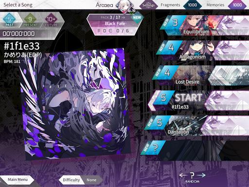 Arcaea – New Dimension Rhythm Game 3.0.5 screenshots 12