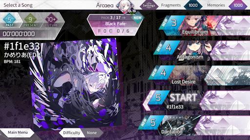 Arcaea – New Dimension Rhythm Game 3.0.5 screenshots 2