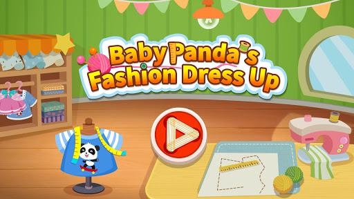 Baby Pandas Fashion Dress Up Game 8.48.00.02 screenshots 12