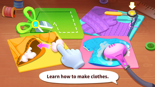 Baby Pandas Fashion Dress Up Game 8.48.00.02 screenshots 2