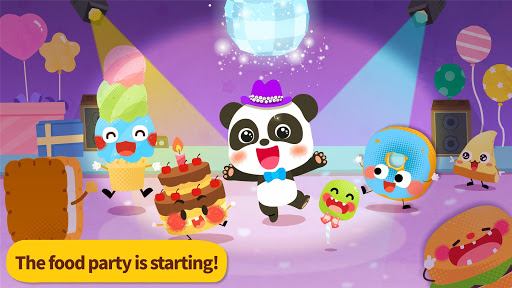 Baby Pandas Food Party Dress Up 8.47.00.00 screenshots 5