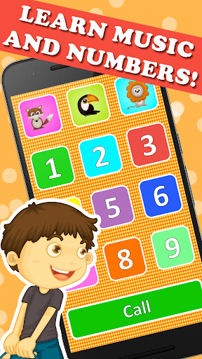 Baby Phone – Games for Family Parents and Babies 1.1 screenshots 3