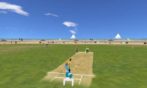 Beach Cricket 2.5.5 screenshots 3