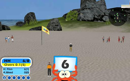 Beach Cricket 2.5.5 screenshots 6