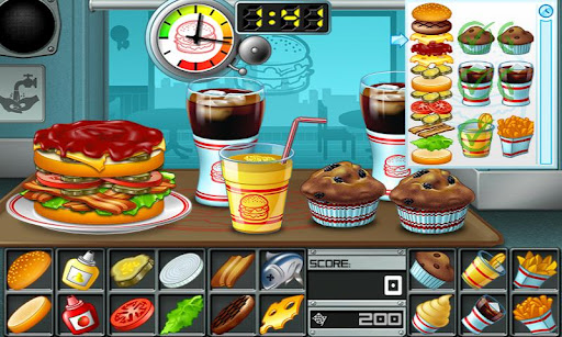 Burger 1.0.20 screenshots 1