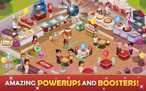 Cafe Tycoon Cooking amp Restaurant Simulation game 4.5 screenshots 16
