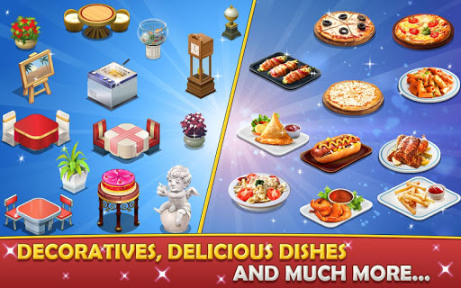 Cafe Tycoon Cooking amp Restaurant Simulation game 4.5 screenshots 3