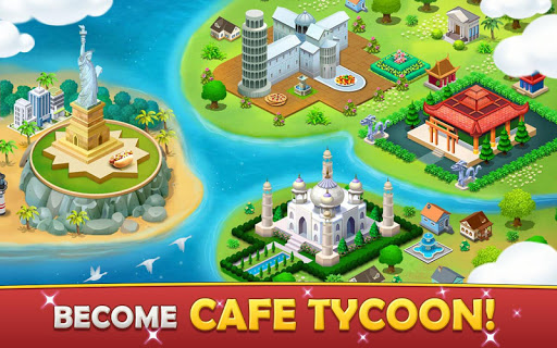 Cafe Tycoon Cooking amp Restaurant Simulation game 4.5 screenshots 5