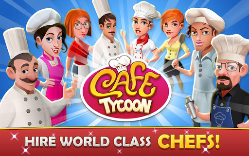 Cafe Tycoon Cooking amp Restaurant Simulation game 4.5 screenshots 8