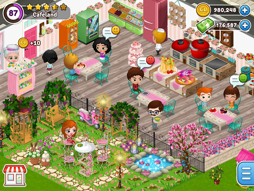 Cafeland – World Kitchen 2.1.40 screenshots 9