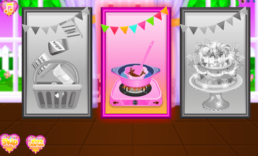 Cake Maker Cooking Games 4.0.0 screenshots 11