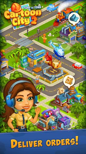 Cartoon City 2Farm to Town.Build your homehouse 1.78 screenshots 13