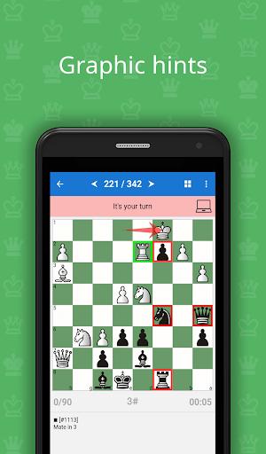 Chess Tactics for Beginners 1.3.5 screenshots 2