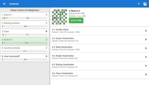 Chess Tactics for Beginners 1.3.5 screenshots 8