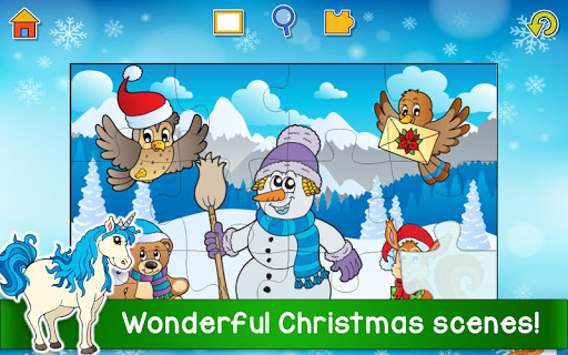 Christmas Puzzle Games – Kids Jigsaw Puzzles 25.1 screenshots 14