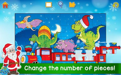 Christmas Puzzle Games – Kids Jigsaw Puzzles 25.1 screenshots 2