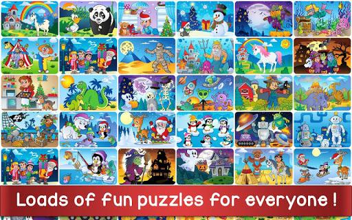 Christmas Puzzle Games – Kids Jigsaw Puzzles 25.1 screenshots 5