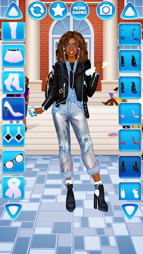 College Student Girl Dress Up 1.0.6 screenshots 21