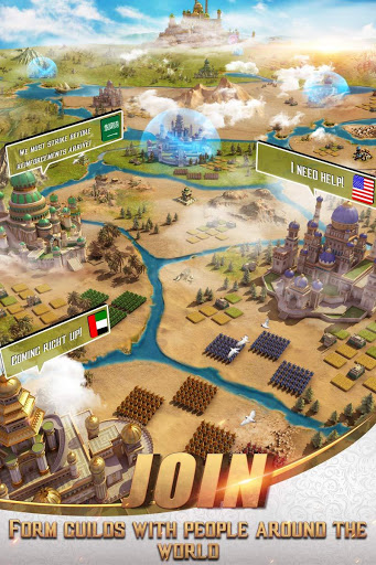 Conquerors Golden Age 3.1.1 screenshots 14
