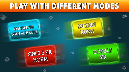 Court Piece – My Rung amp HOKM Card Game Online 5.8 screenshots 9