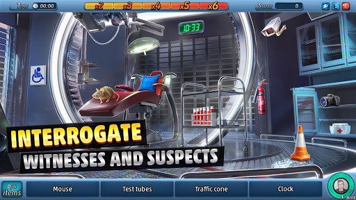 Criminal Case The Conspiracy 2.34 screenshots 4