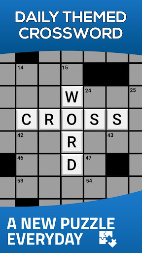Daily Themed Crossword – A Fun crossword game 1.362.0 screenshots 6
