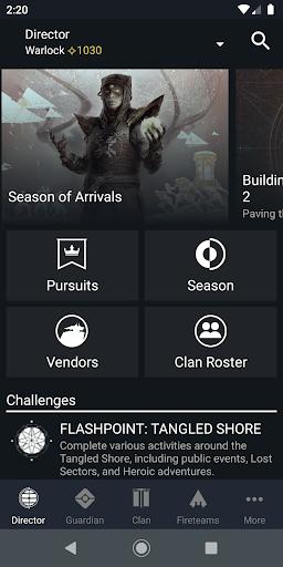 Destiny 2 Companion 13.9.4 build 799 screenshots 1