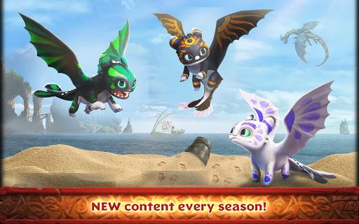 Dragons Rise of Berk 1.49.17 screenshots 11