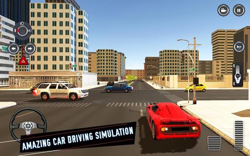 Driving School 2019 Car Driving School Simulator 1.3 screenshots 1