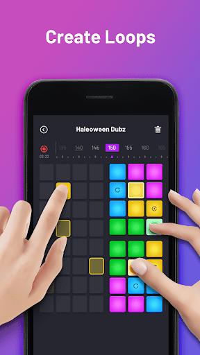 Drum Pad Free Beat Maker Machine 1.0.19 screenshots 19