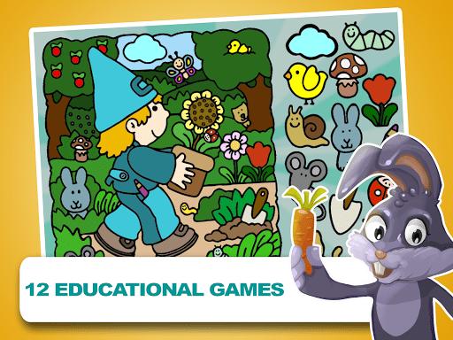 Educational games for kids 7.0 screenshots 1